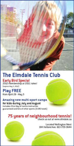 Elmdale Tennis Club